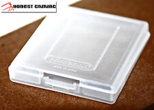 NINTENDO GAME BOY PLASTIC CARTRIDGE DUST COVER CASE