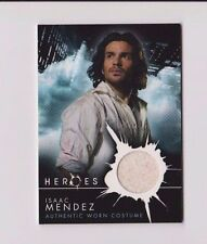 "Topps ""Heroes"" TV Show Isaac Mendez Costume Relic Card"