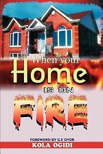 When Your Home Is on Fire by Kola Ogidi (2012, Paperback)