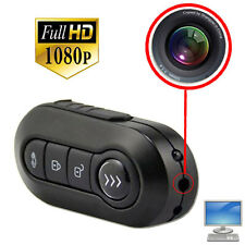 New 12MP Hidden DVR Car Key Chain HD 1080P Spy Cam Camera Infra Red Night Vision