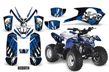 SIKSPAK Polaris Outlaw 50 Graphic Kit Wrap Quad Decal ATV All Years REBIRTH U