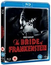 The Bride Of Frankenstein Blu-ray Universal Boris Karloff James Whale