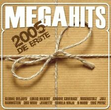 Mega Hits 2005-Die Erste (Warner) Juli, Rosenstolz, Sarah Connor, Chris.. [2 CD]