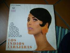 """LP 12"""" LOS INDIOS TABAJARAS SAME LSP 3611 ITALY RCA DYNAGROOVE VG+/EX"""
