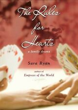 Rules for Hearts, Ryan, Sara, Good Condition, Book