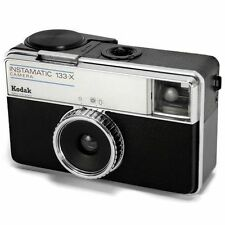 Kodak instamatic 133-x cool vintage 1970s retro 126 cartouche film camera