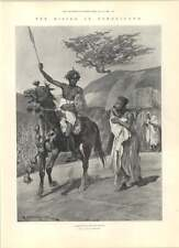 1901 Somaliland Rising Recruit For The Mad Mullah Caton Woodville