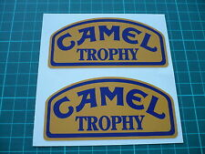 CAMEL Trophy Stickers/Decals - 200mm Pair
