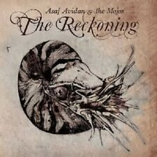 ASAF & THE MOJOS AVIDAN - THE RECKONING  CD RE-RELEASE NEU