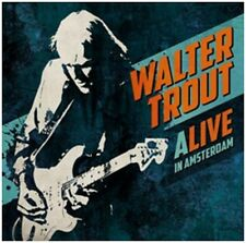 Walter Trout - Alive in Amsterdam -  Triple 180g Vinyl LP
