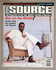 The Source Magazine #77 - February, 1996 -- Sex on the Beach