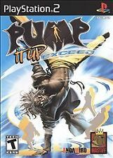 Pump It Up: Exceed (Sony PlayStation 2, 2005) Complete
