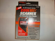 CP9001 SUNPRO GM and SATURN CODE SCANNER OBD 1