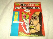 The Real Ghosbusters Comic Issue 41 March 1989