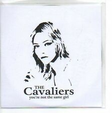 (931A) The Cavaliers, You're Not the Same Girl - DJ CD