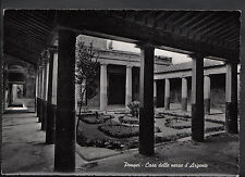 Italy Postcard - Pompei - House of Silwer Nuptials   LC3929