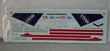 Liveries Unlimited A2-021 Boeing 767-200ER USAir Limited decal  in 1:200 scale