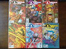 OMEGA MEN COMIC SET # 1-6 DC COMICS 2006 (2ND SERIES)
