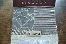 Linwood 'Amaya' fabric sample book  - craft
