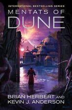 Mentats of Dune (Dune Schools of Dune Trilogy 2), By Herbert, Brian, Anderson, K