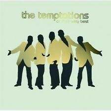 Temptations Very Best Of 2-CD NEW Motown Soul My Girl/Papa Was A Rollin' Stone+