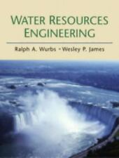 Water Resources Engineering by Ralph A. Wurbs 1st Intl Softcover Ed Same Book