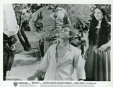 JEFFREY HUNTER  SARA LEZANA MURIETA 1965 VINTAGE PHOTO ORIGINAL #9
