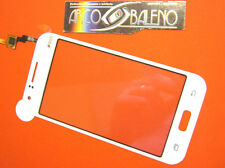 VETRO+ TOUCH SCREEN per SAMSUNG GALAXY J1 SM-J100H LCD DISPLAY BIANCO WHITE
