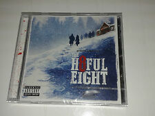 CD O.S.T. colonna sonora ENNIO MORRICONE THE HATEFUL EIGHT