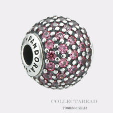 Authentic Pandora Essence Collection Sterling Silver Caring Bead 796058CZLR