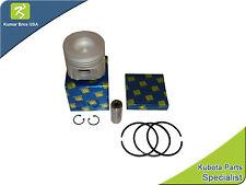 New Kubota V1902-DI Kit Piston & Rings STD