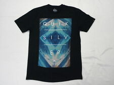 Quiksilver Jekyll Black T-Shirt Tees Size Medium