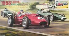 1958 FERRARI D246 AND VANWALL VW(57)s, REIMS F1 cover