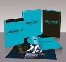 DVD Evangelion 3.33 You Can (Not) Redo LIMITED introvabile