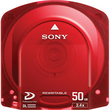 Sony PFD50DLA XDCAM 50GB Disc. 5x Pack - NEW!  $29 ea.