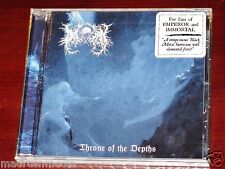 Drautran: Throne Of The Depths CD 2007 Lupus Lounge Germany WOLF 018VL NEW