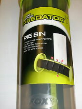 Fox Rage Predator Rig Bin Fishing tackle