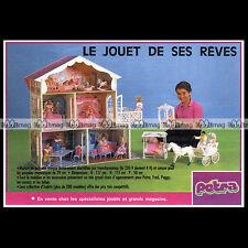 PETRA Maison Poupée Doll House 1991 : Pub Publicité Original Advert Ad #B648