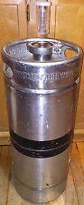 5 gn SS Beer Keg WINE FERMENTER Storage Vessel w/SS Cap w/AIRLOCK