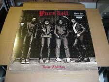 LP:  PURE HELL - Noise Addiction NEW SEALED IMPORT 1977 KBD PUNK