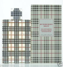 Brit by Burberry Eau De Parfum  Spray 3.3 OZ/100ML for Women NEW in Sealed box