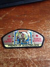 West Central Florida Council 2016 FOS CSP Reverent Council Strip BSA C183