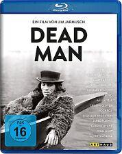 Dead Man [Blu-ray](NEU&OVP)Westernmoritat von Jim Jarmusch mit Johnny Depp, Robe