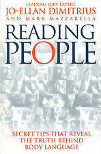 Reading People: How to Understand People and Predict Their Behaviour Anytime, An