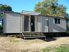 Towable 1 or 2 Bedroom Mobile Home, Granny Flat, Registered So Road Relocatable