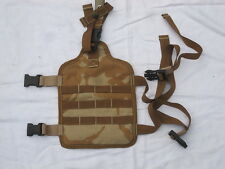 Harness Drop Leg Panel,Desert DPM,Osprey,Molle,GB,UK,Mängel