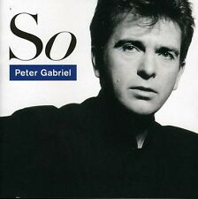 Peter Gabriel - So [New CD] Canada - Import