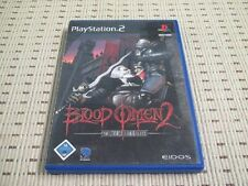 Blood Omen 2 para PlayStation 2 ps2 PS 2 * embalaje original *