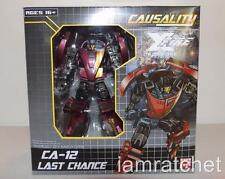 Fans Project Causality CA-12 Last Chance MISB