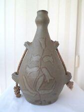 Grande cruche en grès poterie des grottes Dieulefit